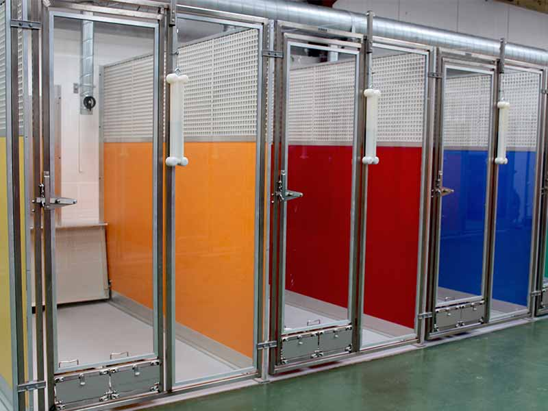 boarding kennel accommodation